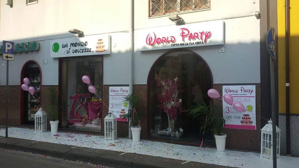 World Party Store
