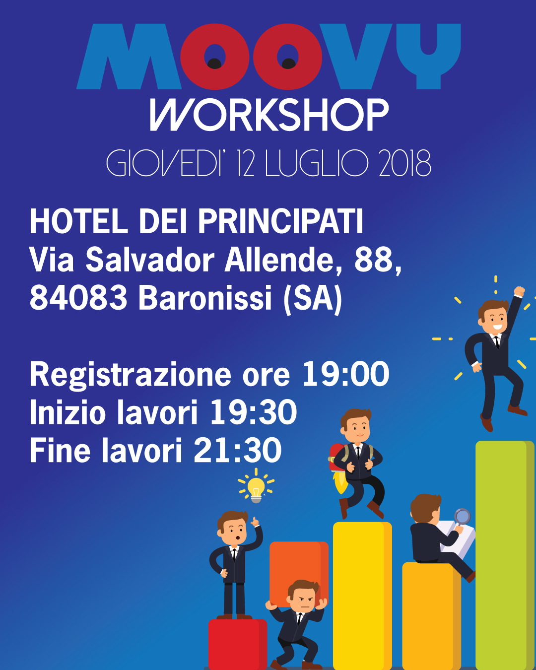 Workshop Baronissi